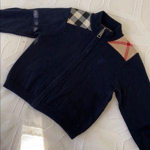 Burberry baby sweater